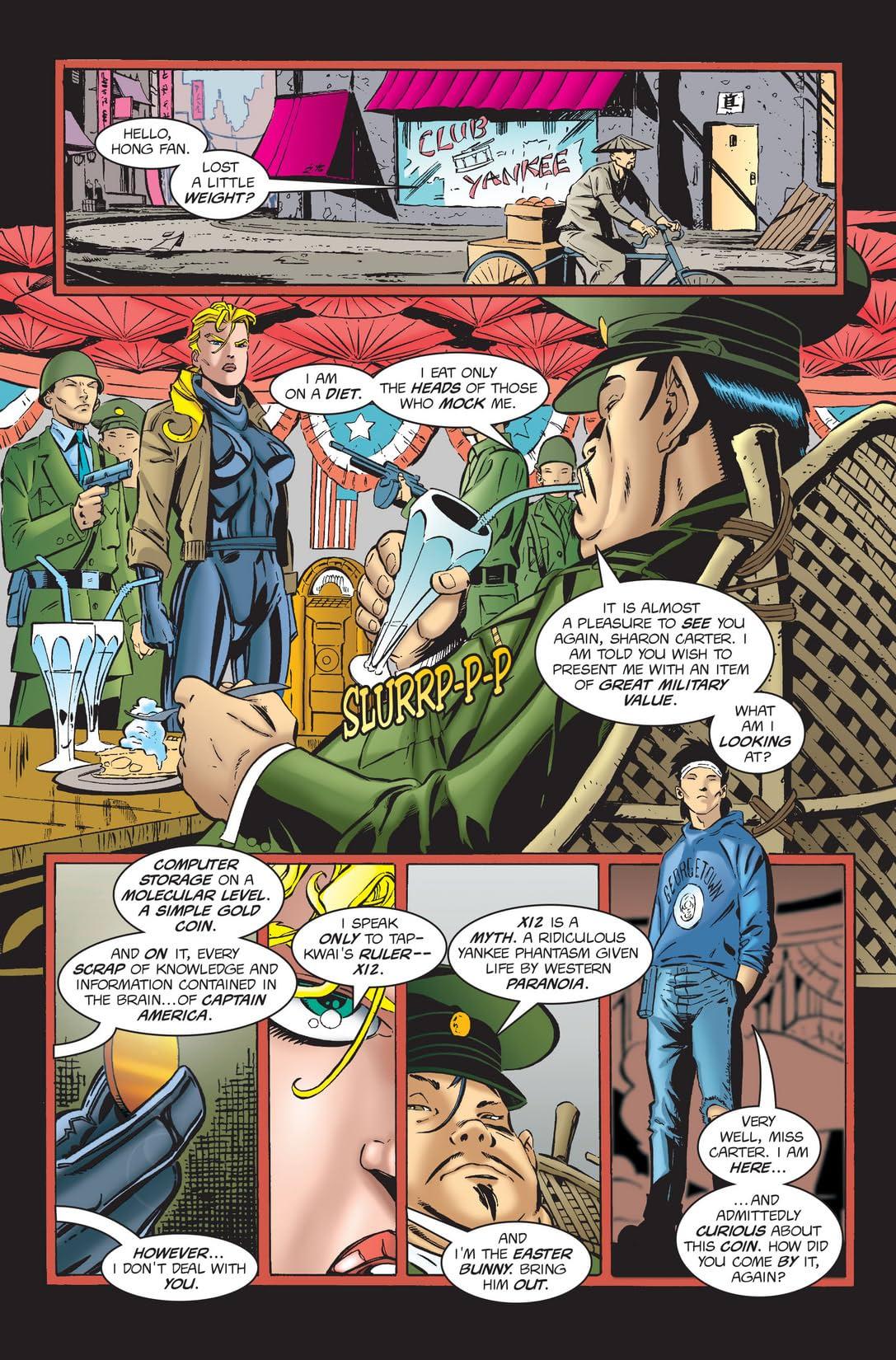 Captain America (1968-1996) #454
