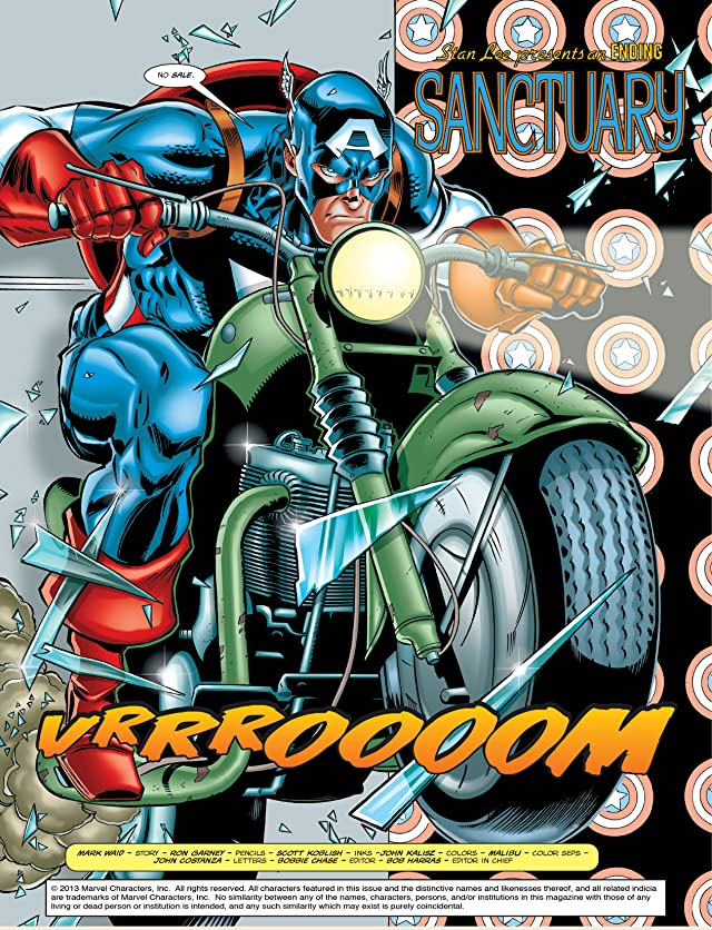 click for super-sized previews of Captain America (1968-1996) #454