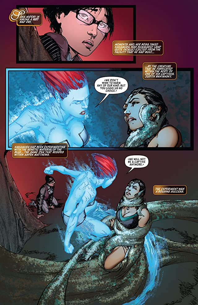 click for super-sized previews of Fathom Vol. 4 #9
