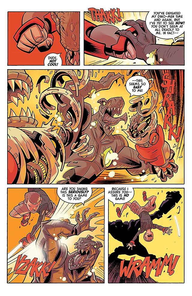 Super Dinosaur #19