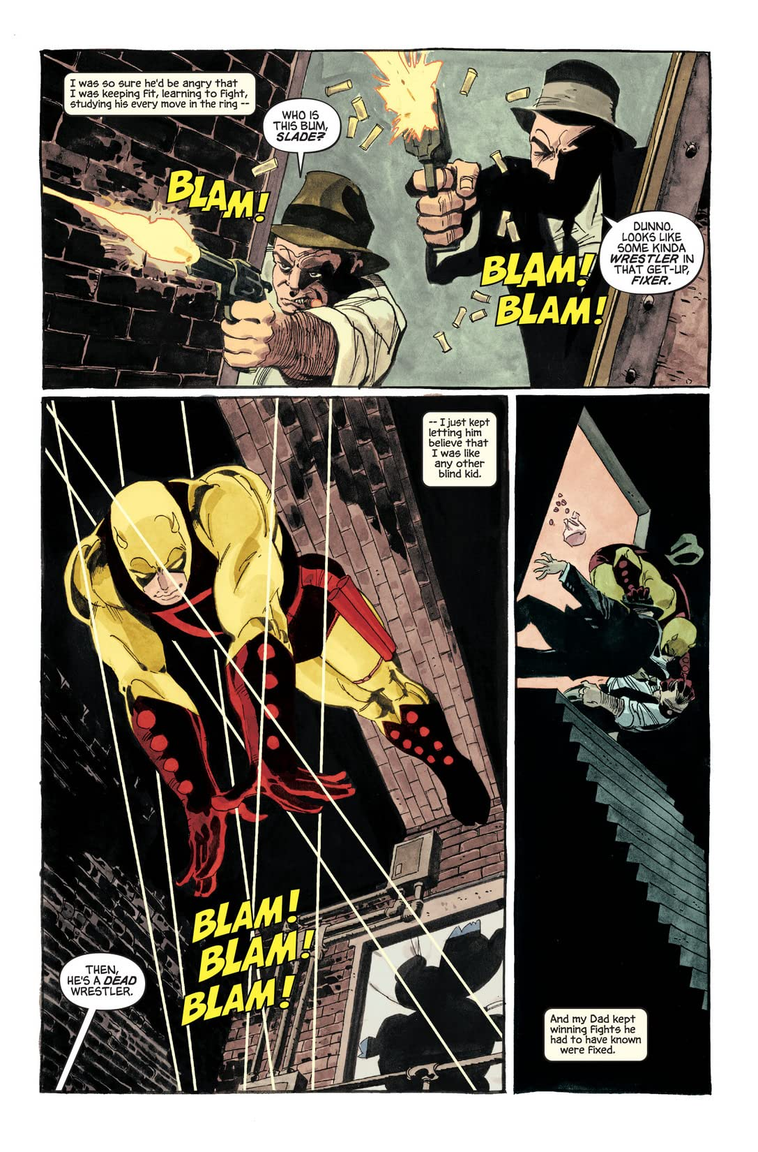 Daredevil: Yellow #2