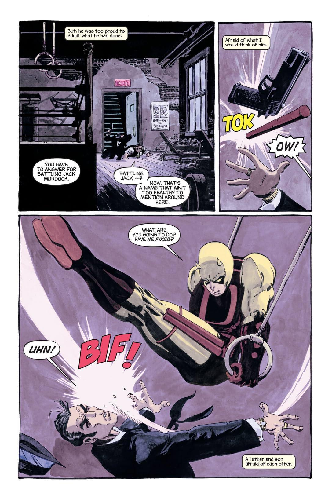 Daredevil: Yellow #2