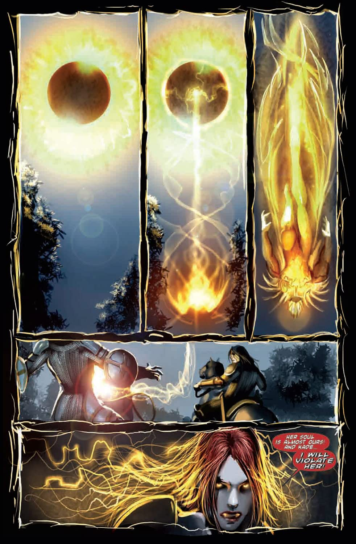 Kade: Sun of Perdition #4 (of 4)