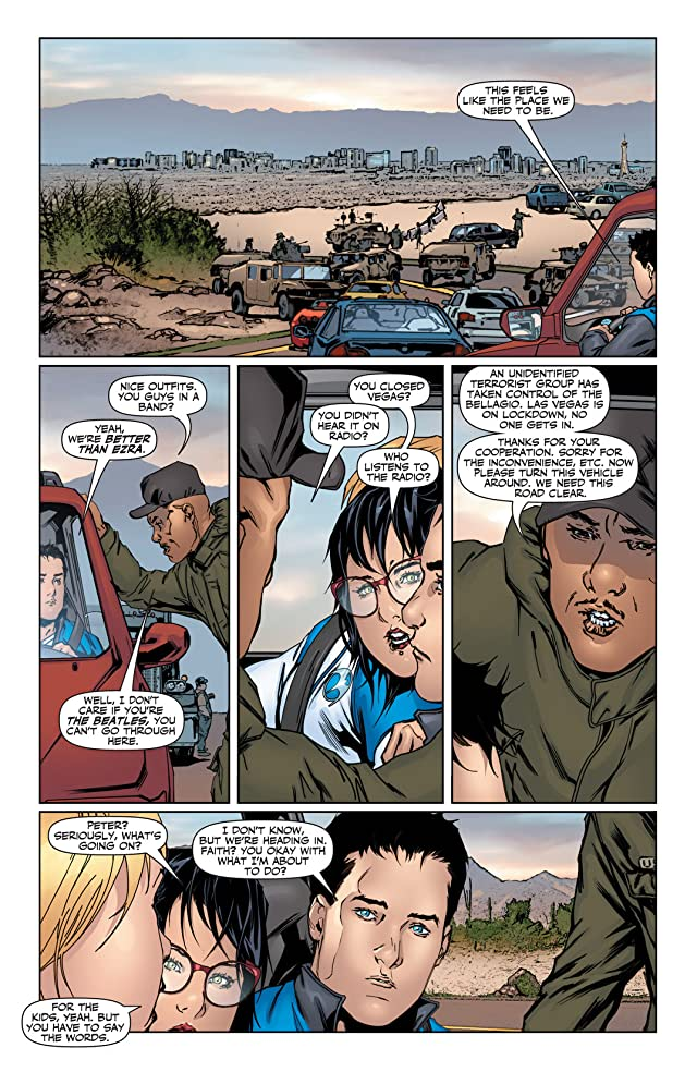 click for super-sized previews of Harbinger (2012- ) #12: Digital Exclusives Edition