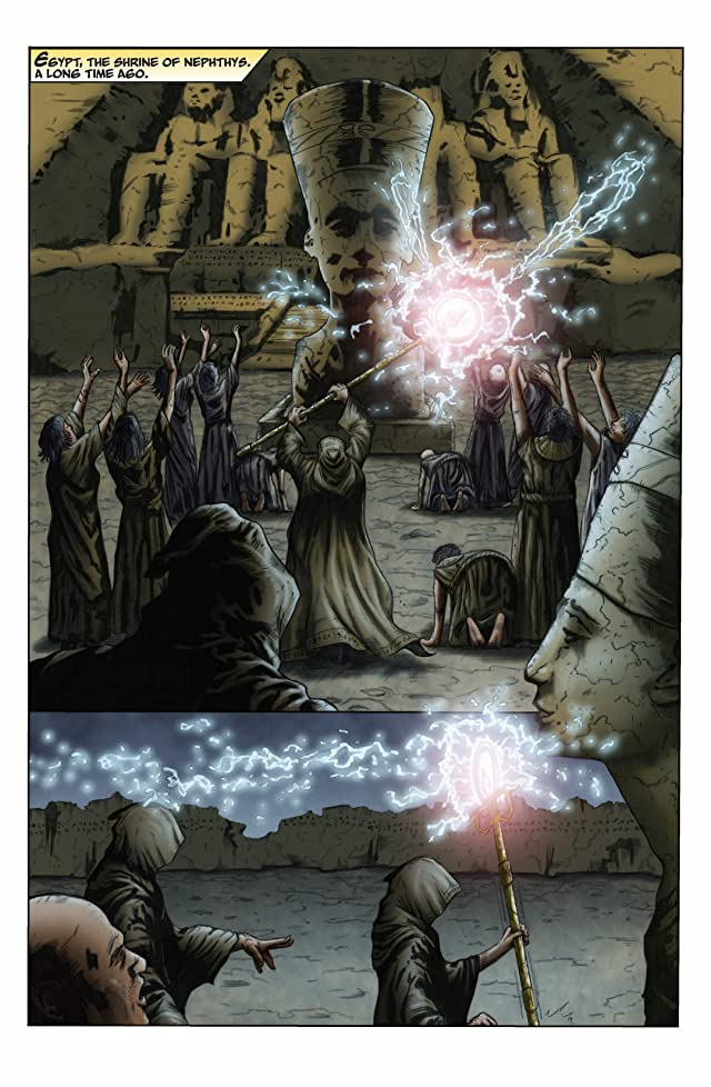 Legend of Isis Vol. 5: Darkness Falls