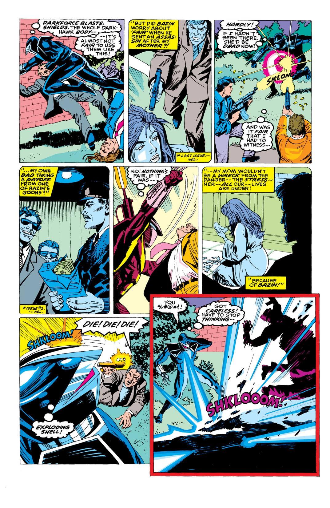 Darkhawk #6