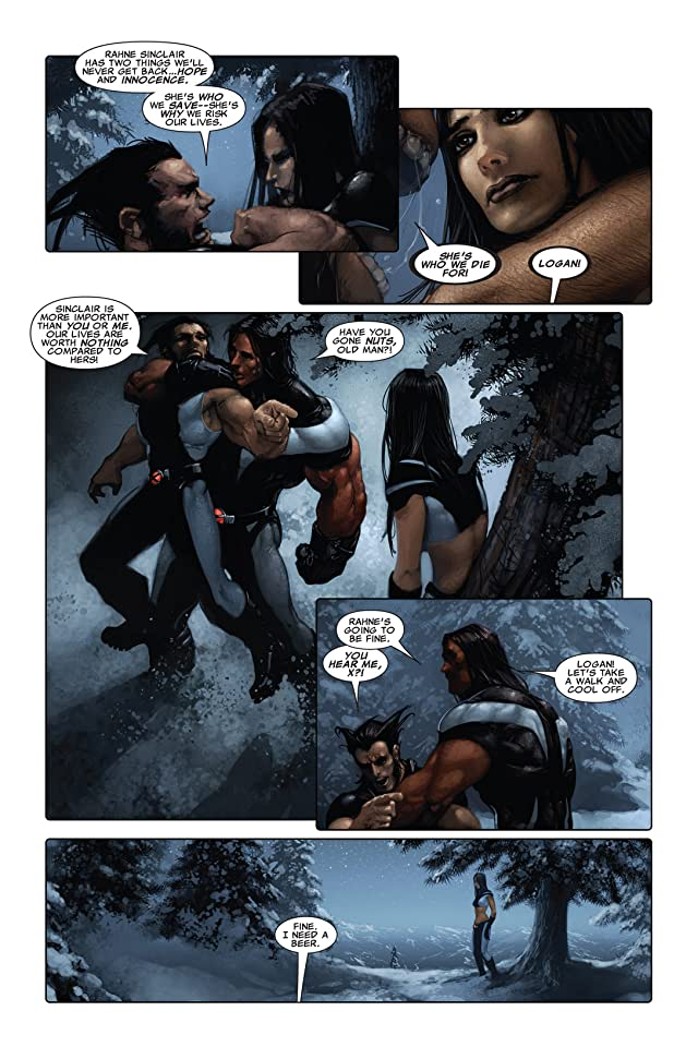 click for super-sized previews of X-Force (2008-2012) #4