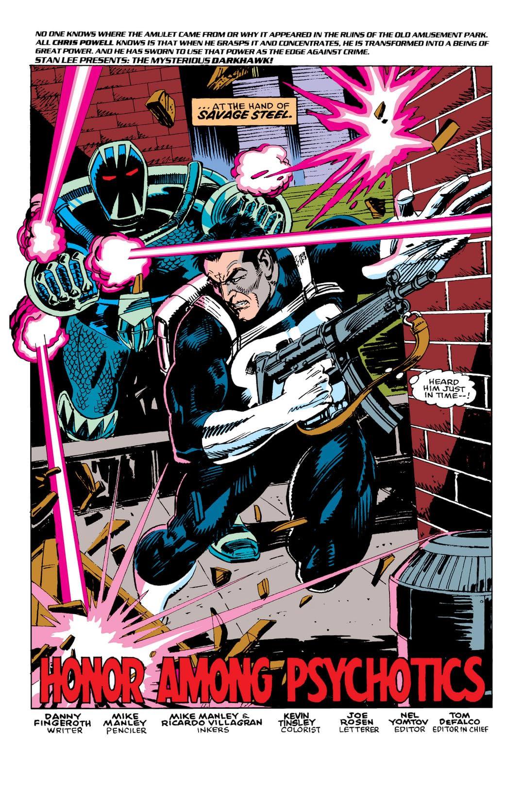 Darkhawk #9