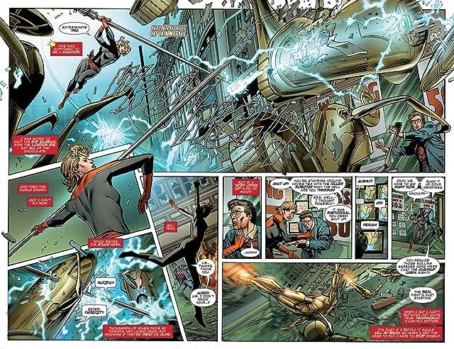 click for super-sized previews of Avengers Assemble #15AU