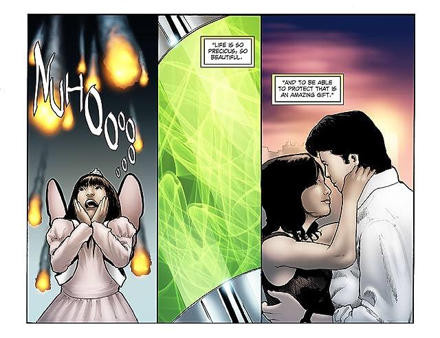 click for super-sized previews of Smallville: Season 11 #45