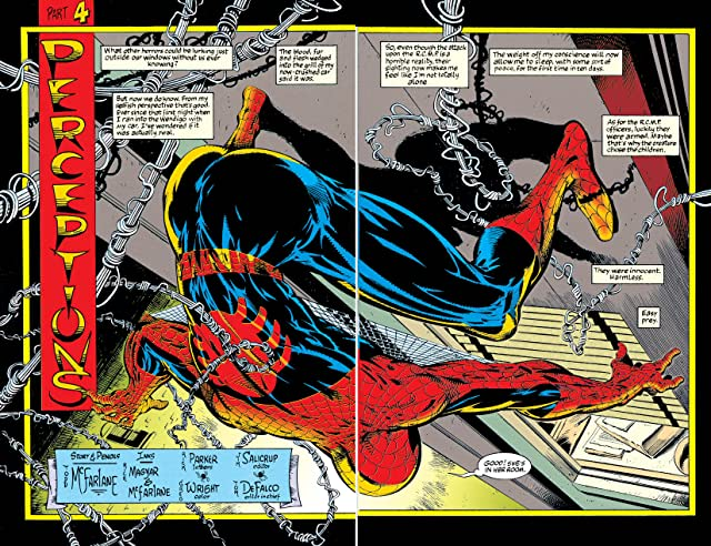 click for super-sized previews of Spider-Man (1990-1998) #11