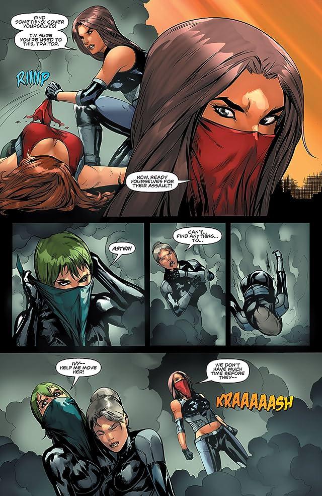 Executive Assistant: Assassins #10