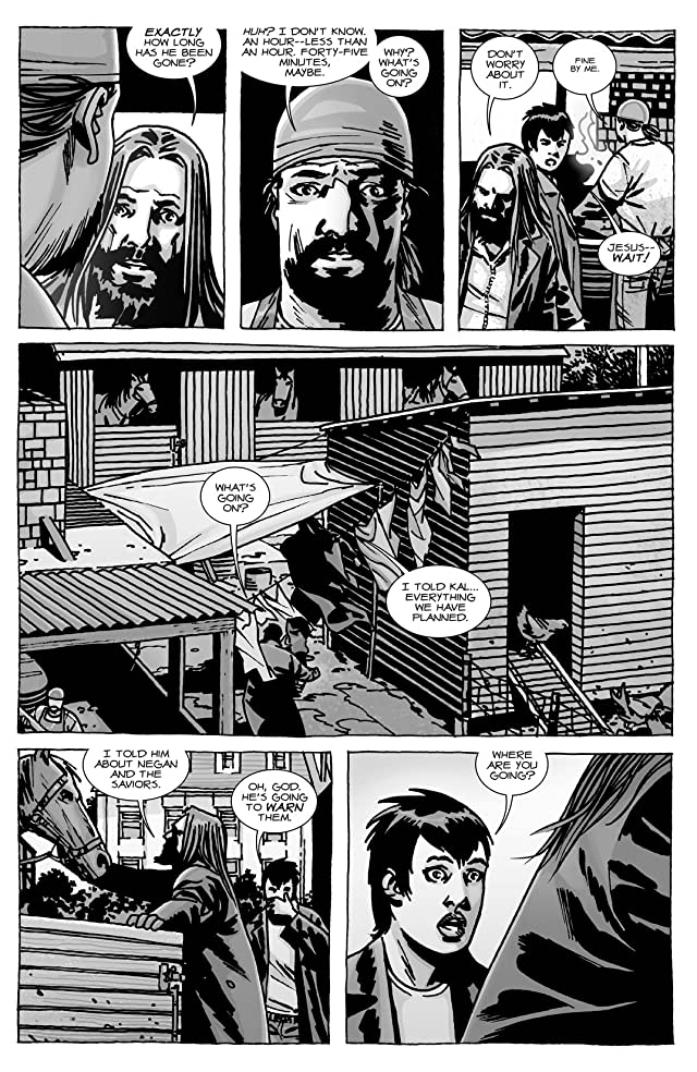The Walking Dead #110