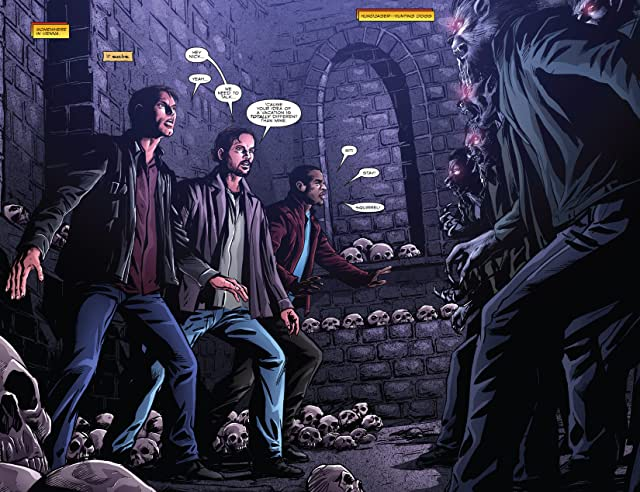 Grimm #1: Digital Exclusive Edition