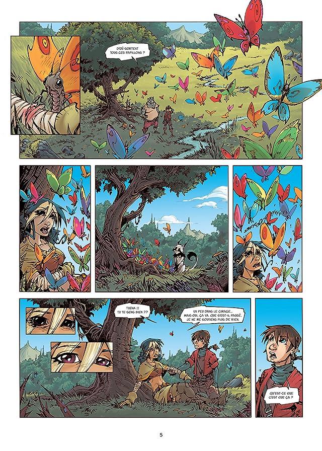 Haven Vol. 3: Les 3 Clefs