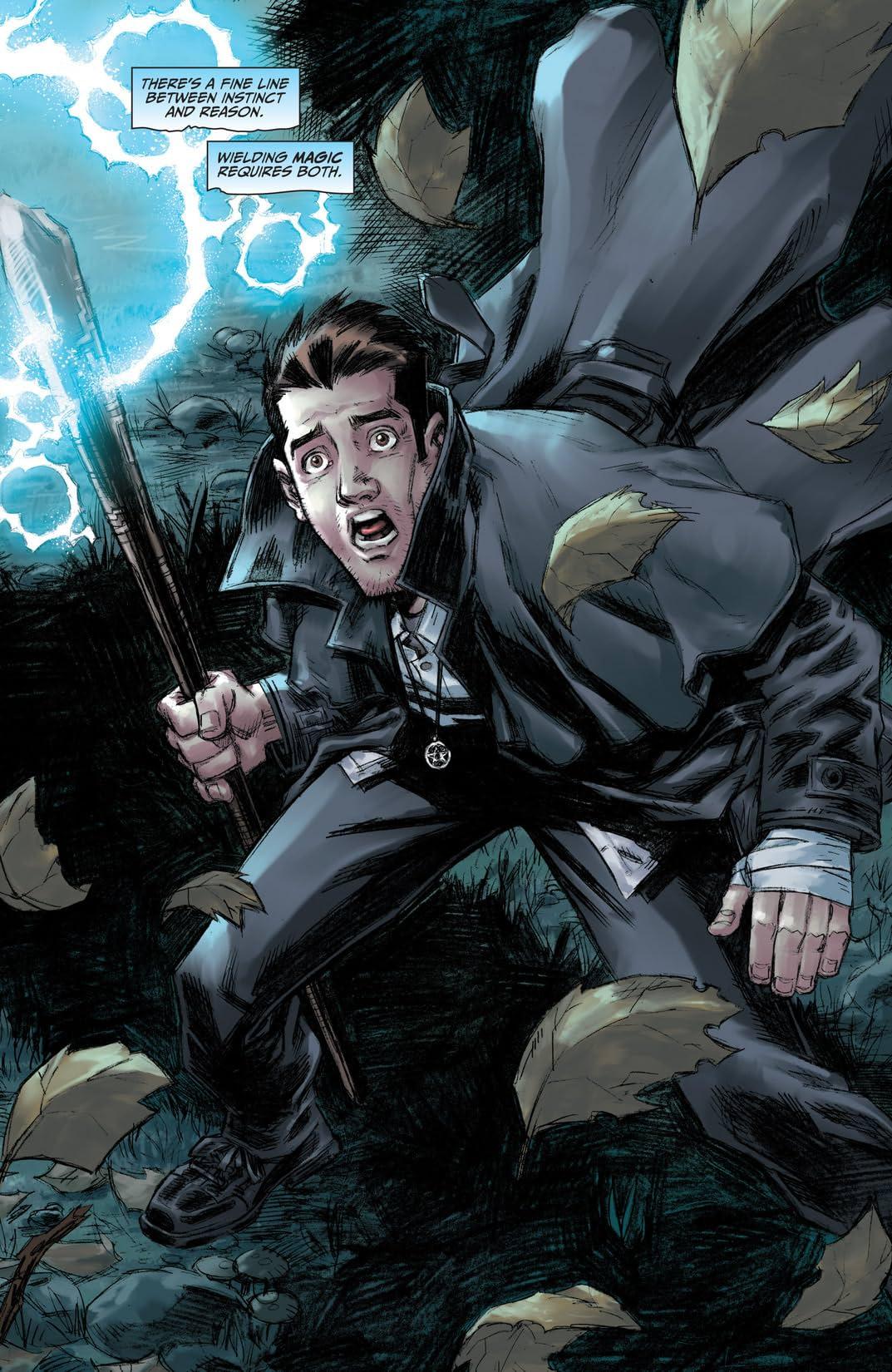 Jim Butcher's The Dresden Files: Ghoul Goblin #4