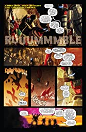 Transformers: Monstrosity #6 (of 12)