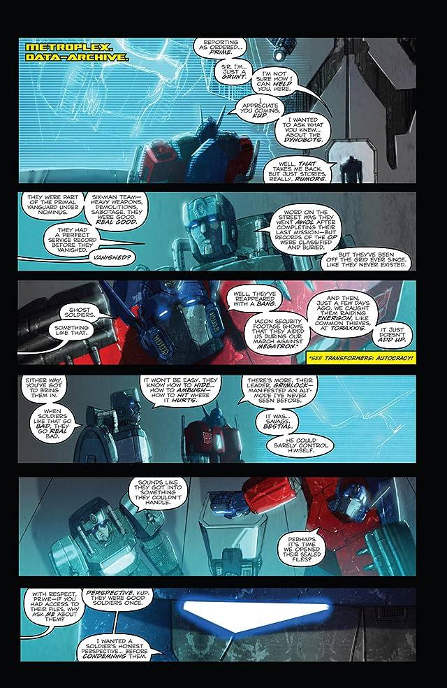 Transformers: Monstrosity #6 (of 12)
