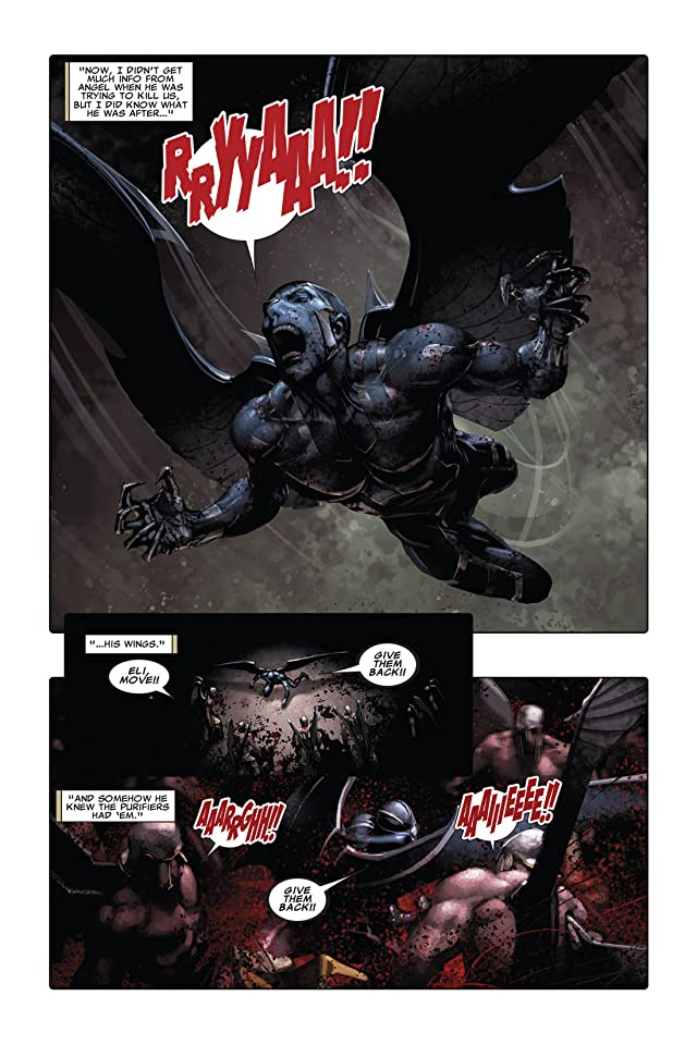 click for super-sized previews of X-Force (2008-2012) #6