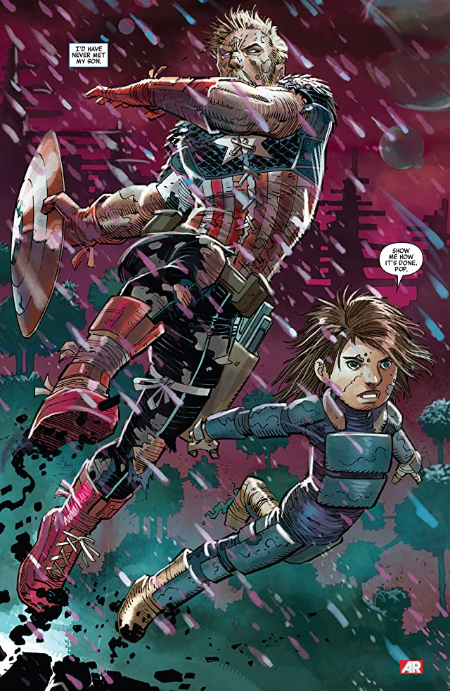 click for super-sized previews of Captain America (2012-) #4
