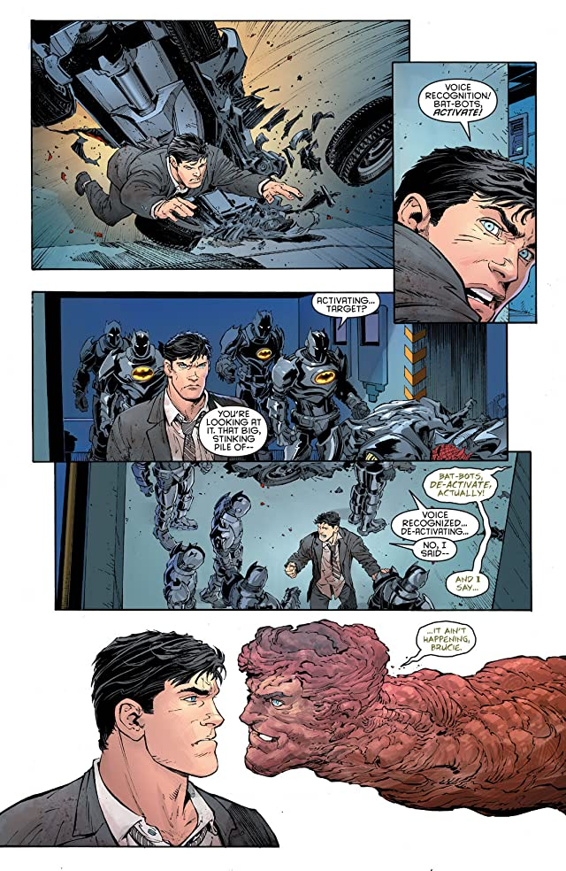 Batman (2011-) #20
