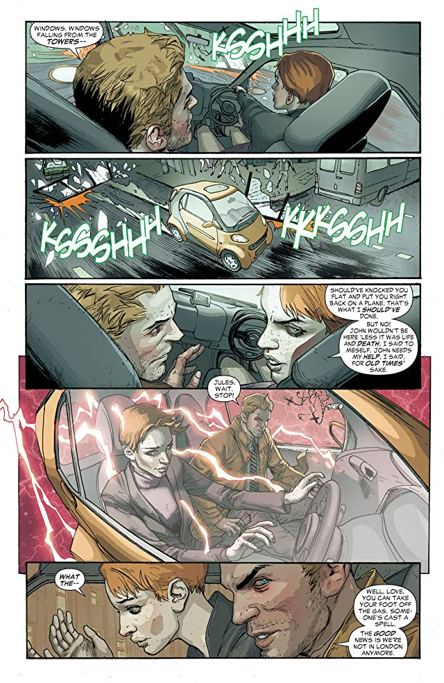 click for super-sized previews of Constantine (2013-2015) #3