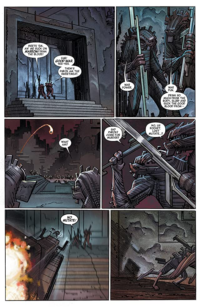 click for super-sized previews of Captain America (2012-) #6