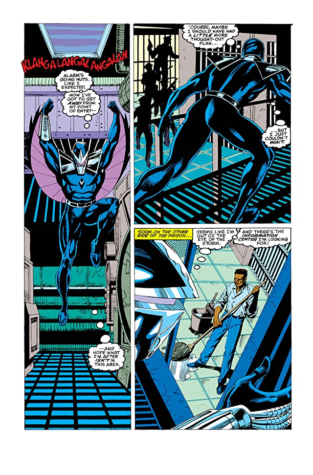 click for super-sized previews of Darkhawk #4