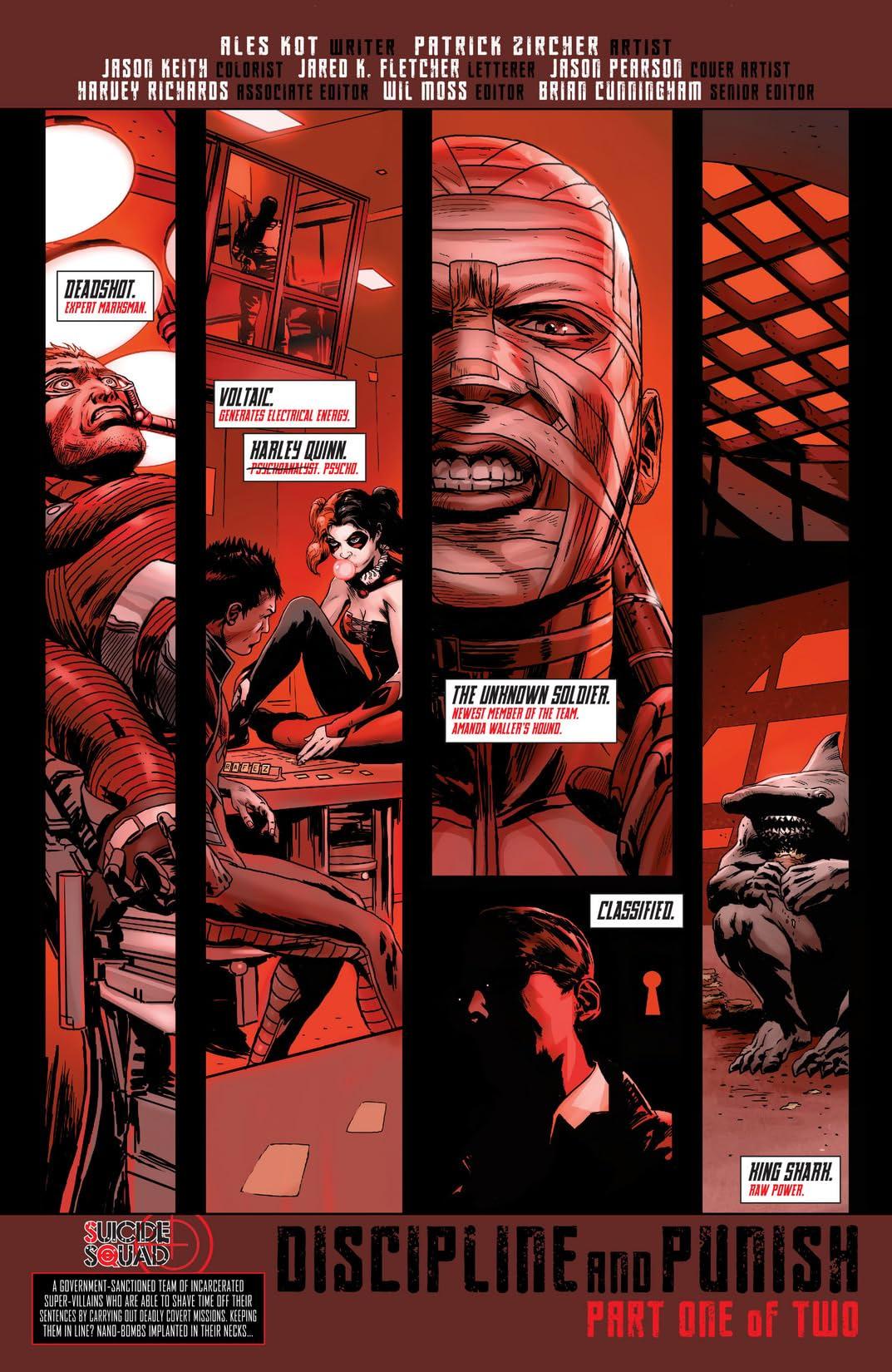 Suicide Squad (2011-2014) #20