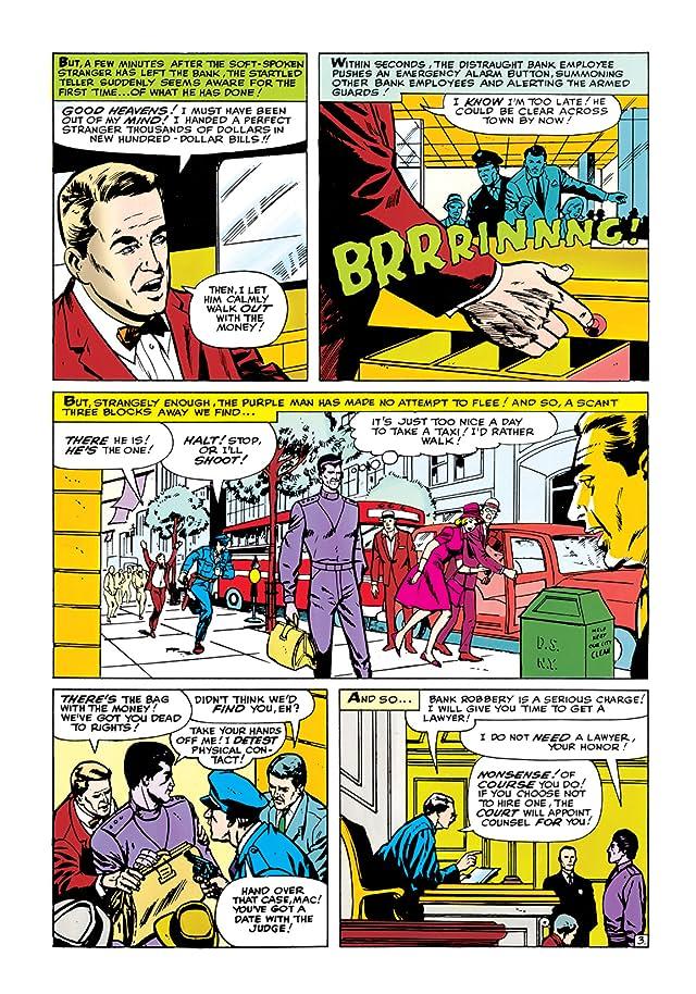 click for super-sized previews of Daredevil (1964-1998) #4