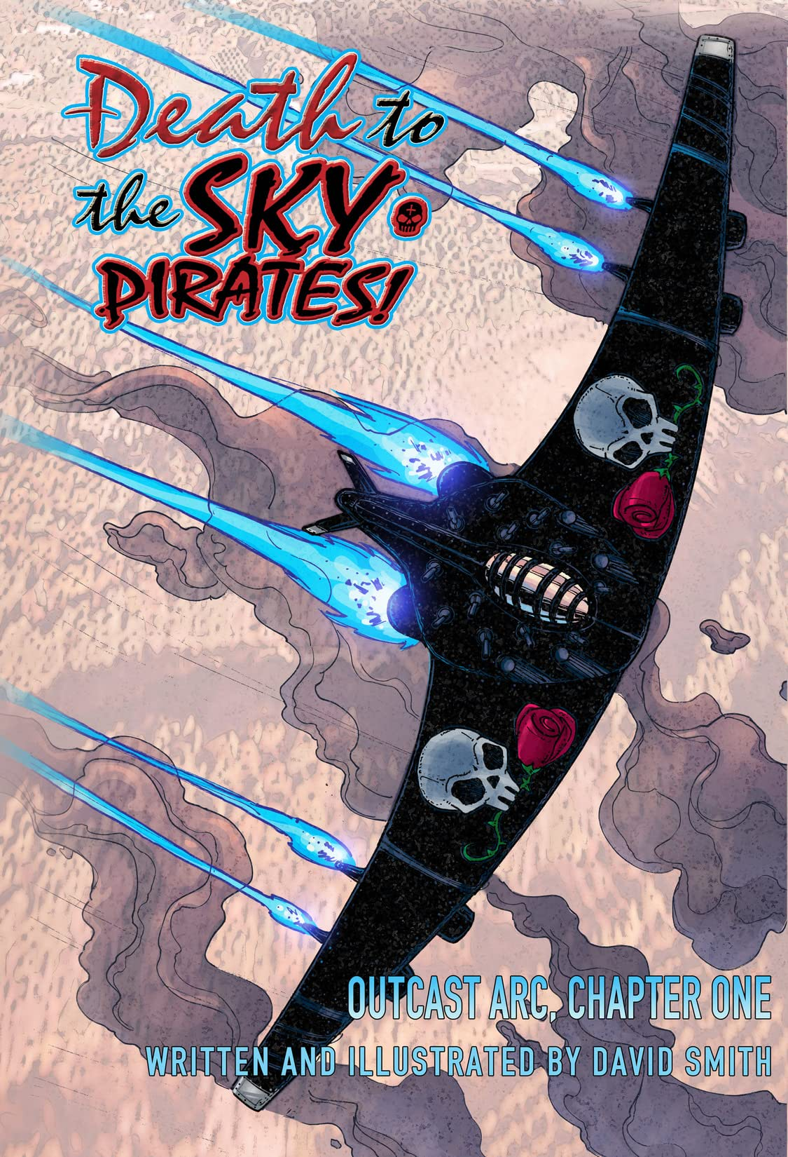 Death to the Sky Pirates #1