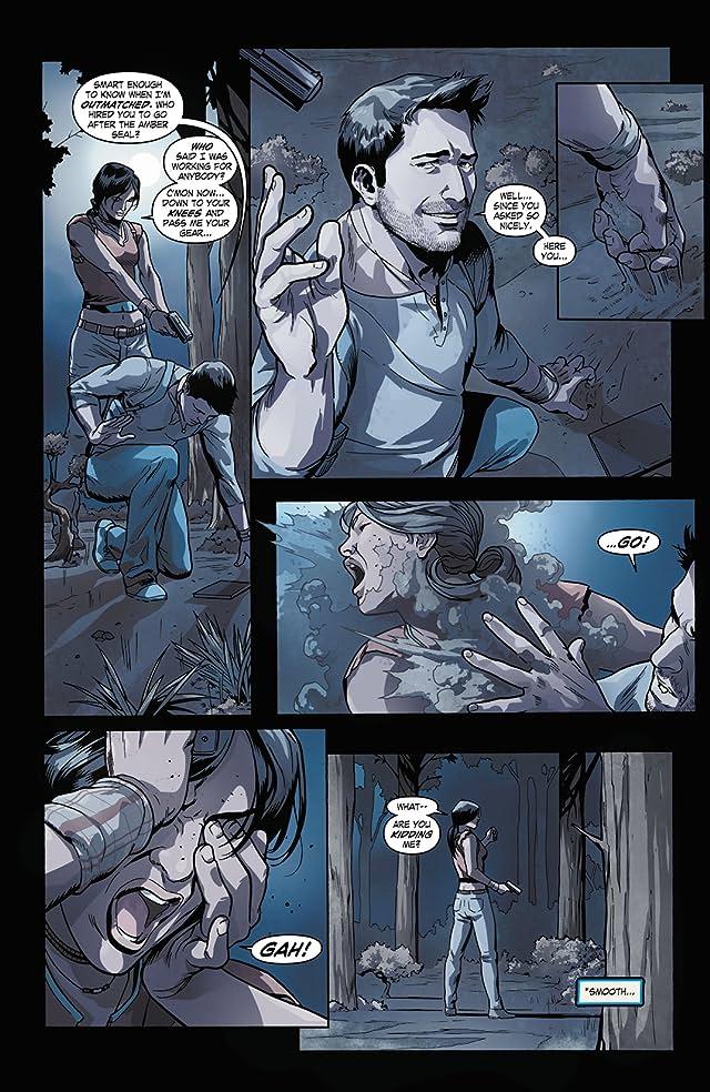 Uncharted #2 (of 6)