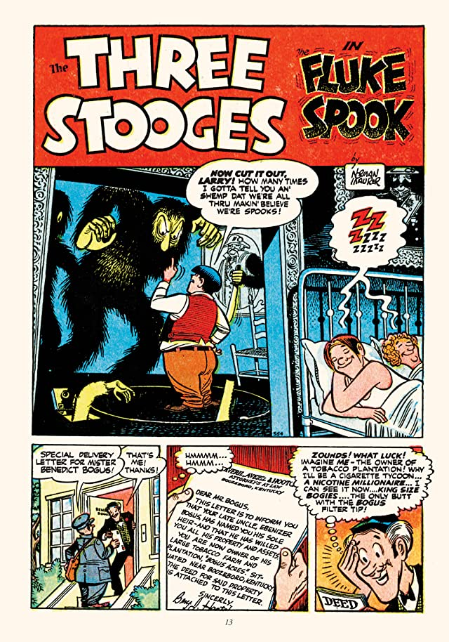 click for super-sized previews of Best of the Three Stooges Vol. 2