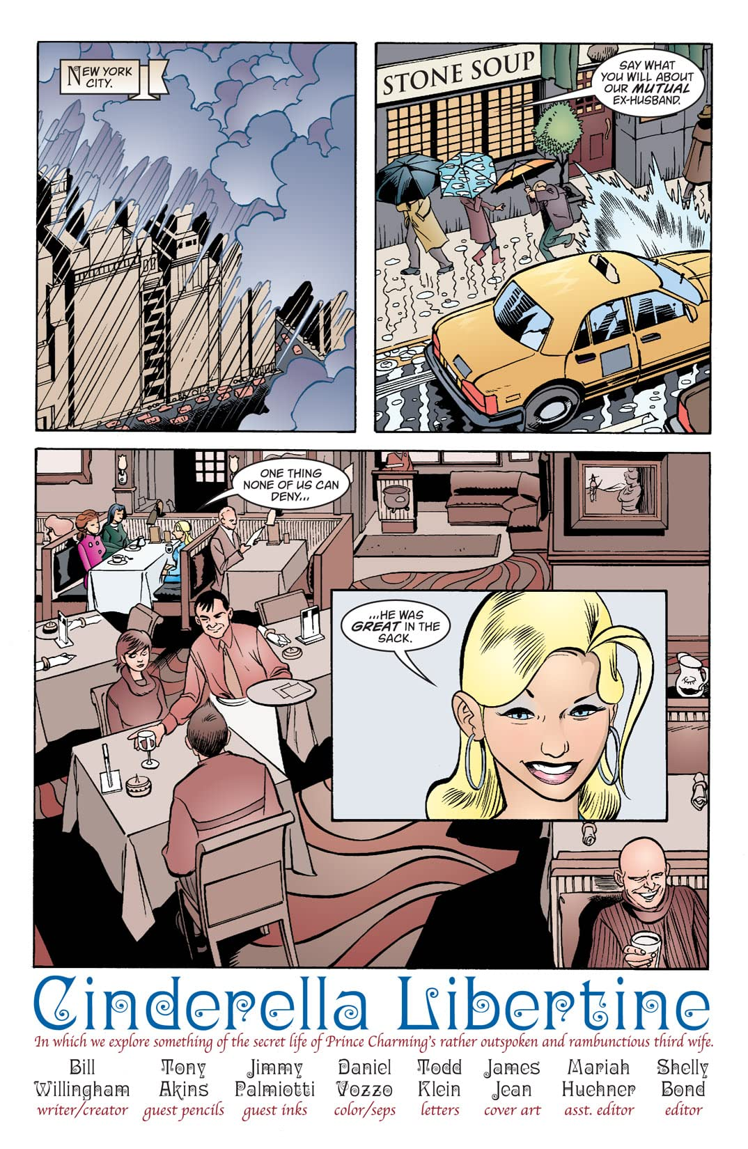Fables #22