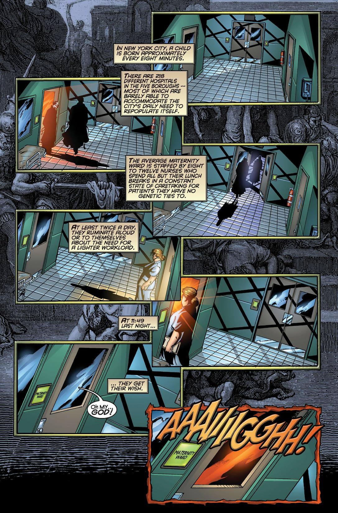 Daredevil (1998-2011) #1