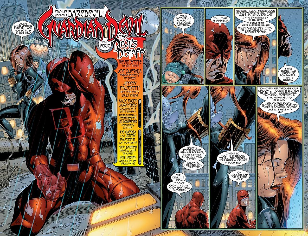Daredevil (1998-2011) #4
