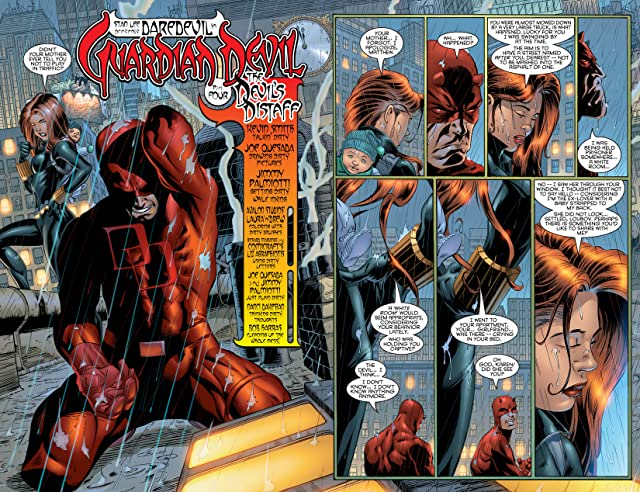 click for super-sized previews of Daredevil (1998-2011) #4