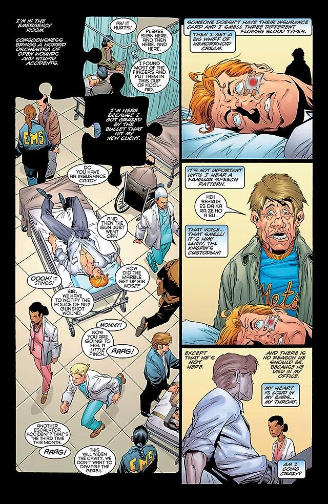 click for super-sized previews of Daredevil (1998-2011) #10