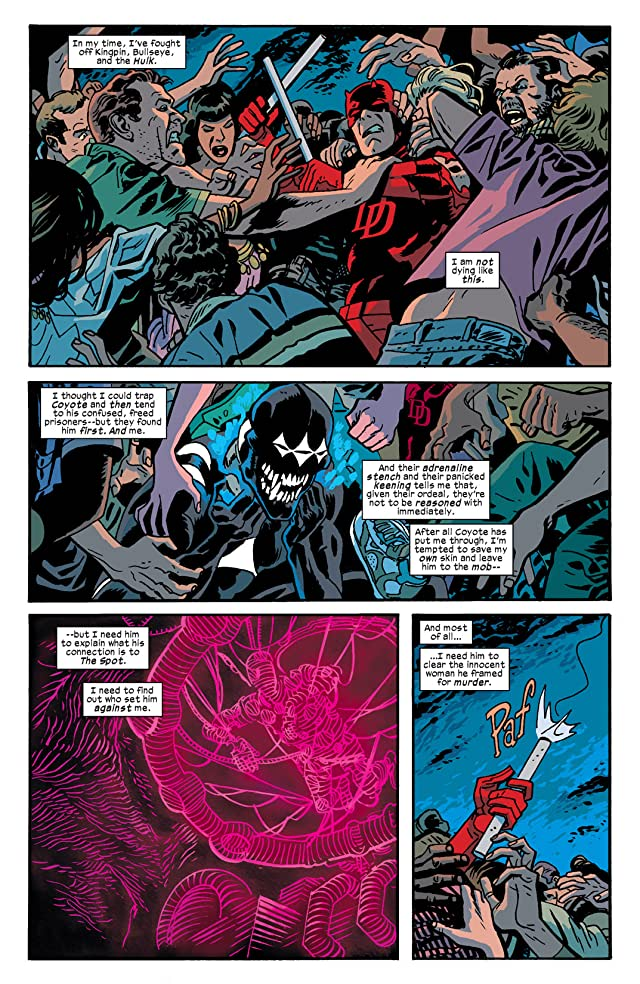 click for super-sized previews of Daredevil (2011-2014) #21