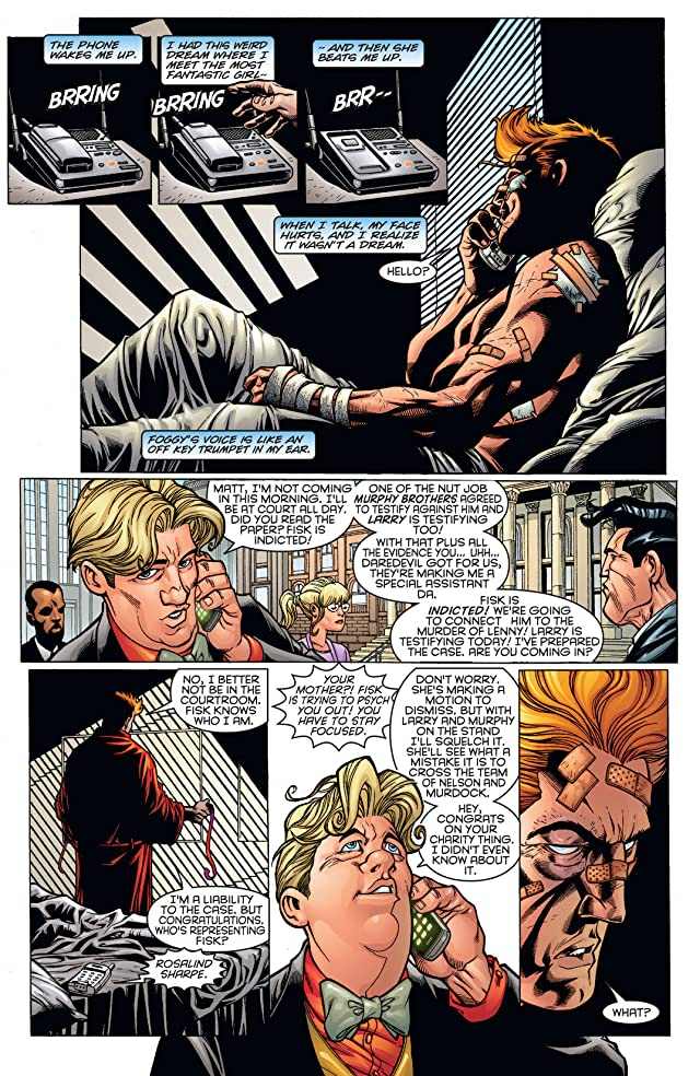 click for super-sized previews of Daredevil (1998-2011) #13