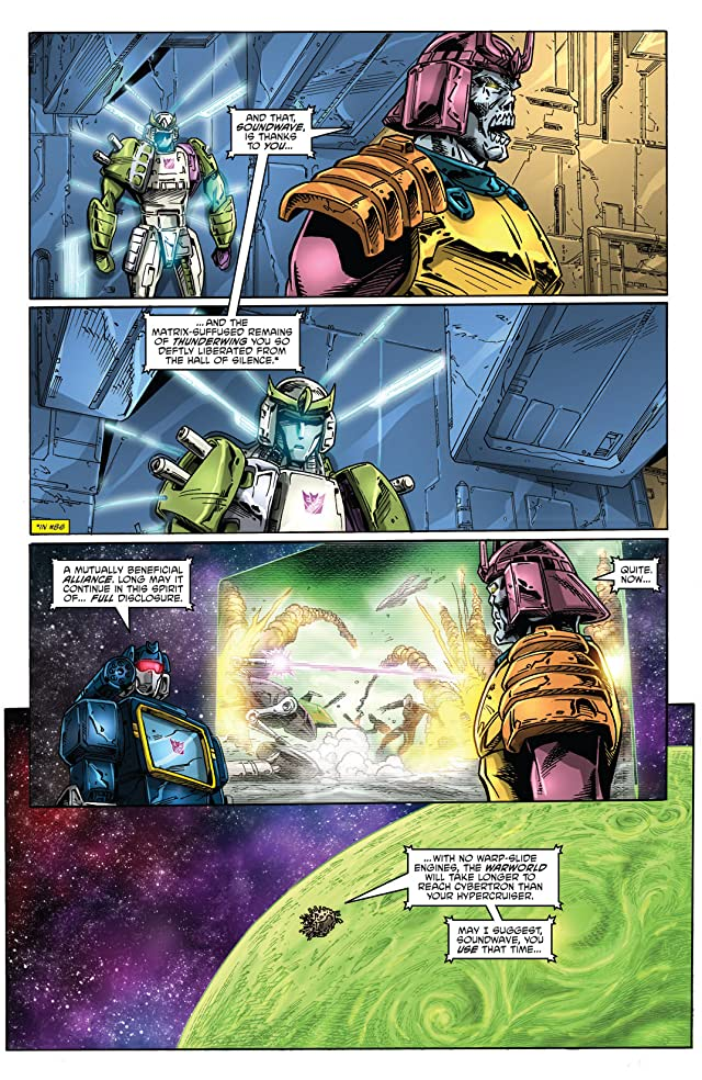 click for super-sized previews of Transformers: Regeneration One #91