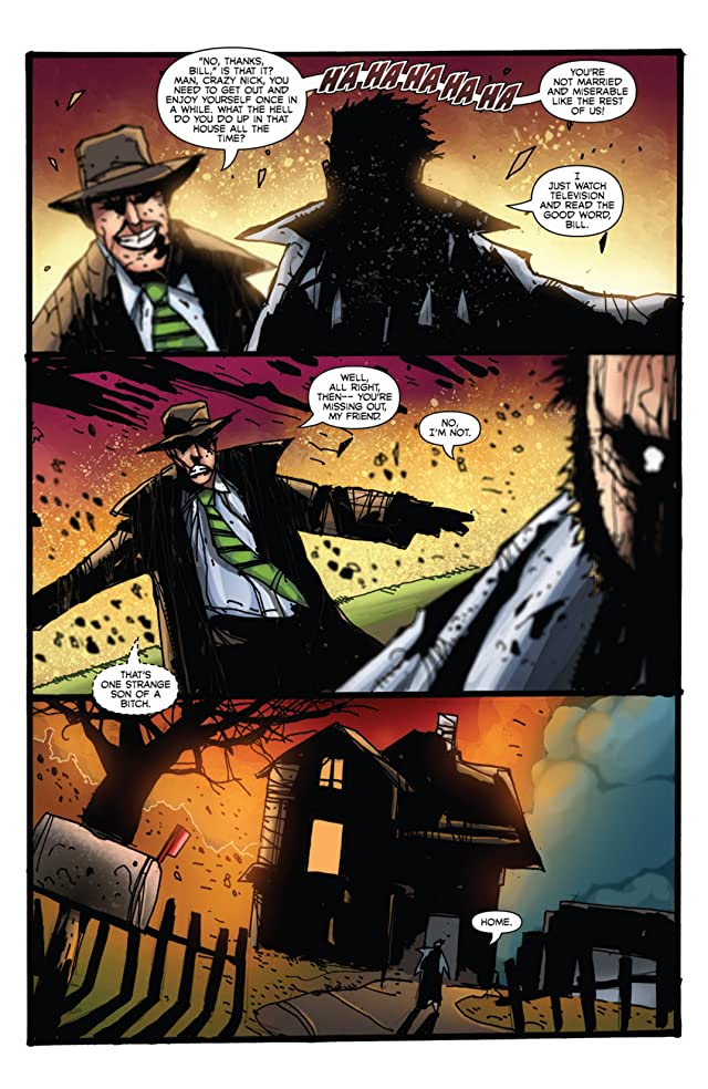 click for super-sized previews of Vincent Price Presents #36