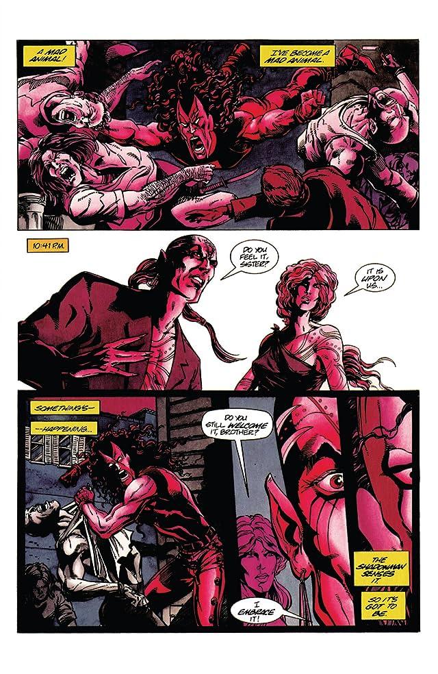 Shadowman (1992-1995) #29