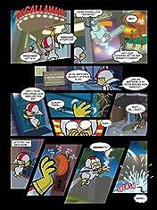 Kick Buttowski: Suburban Daredevil #1