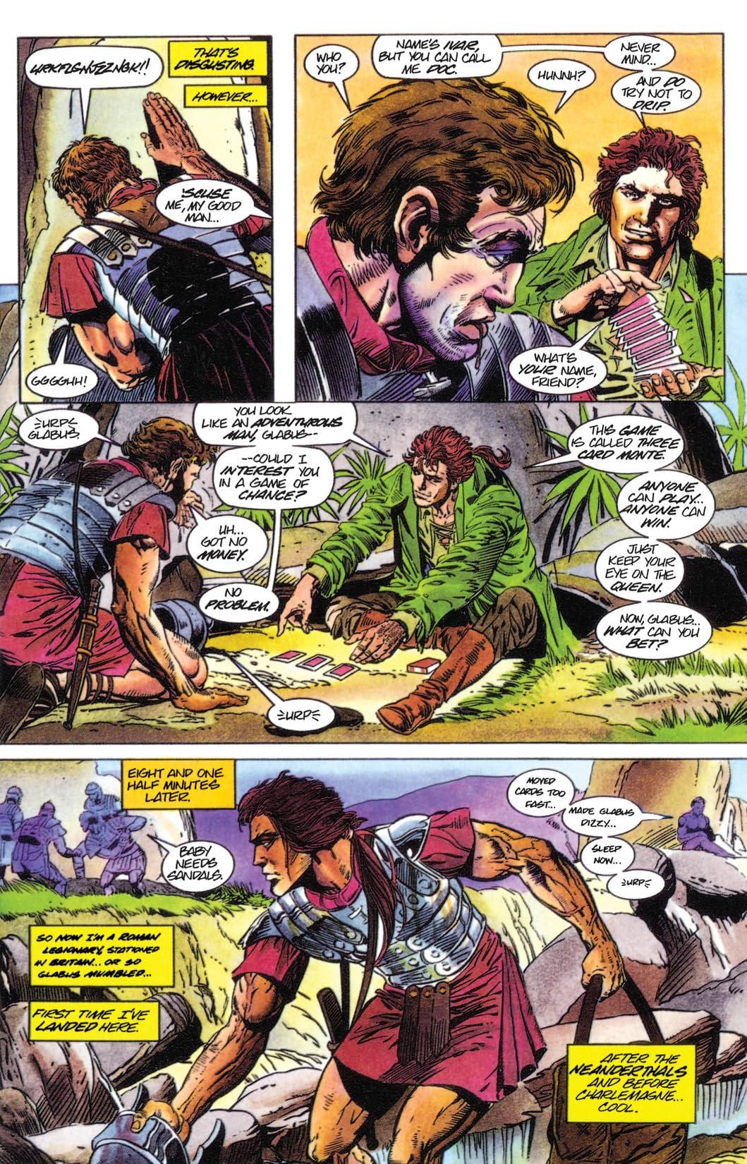 Timewalker (1994) #1