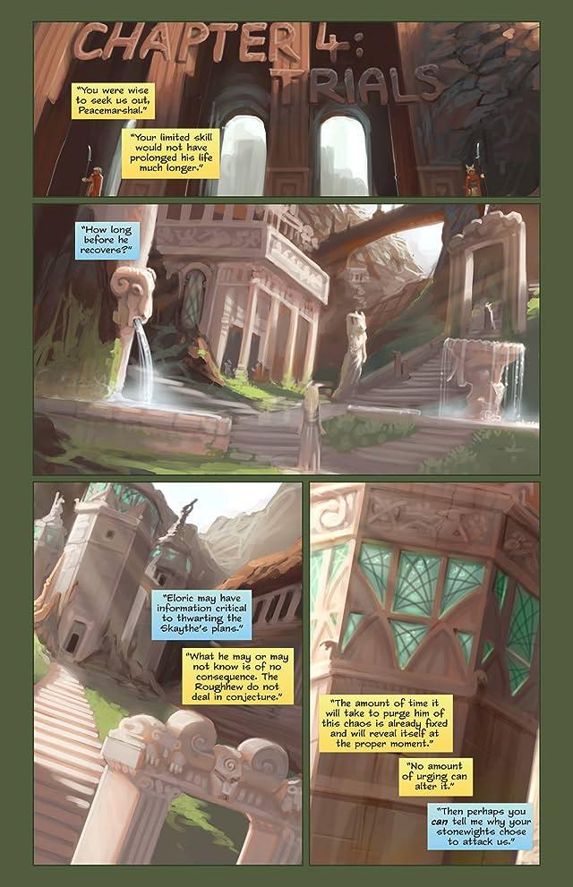 Finding Gossamyr - Chapter  4