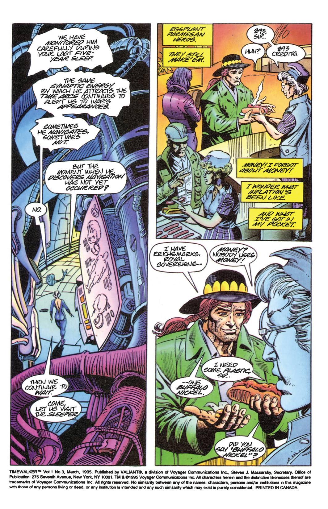Timewalker (1994) #3
