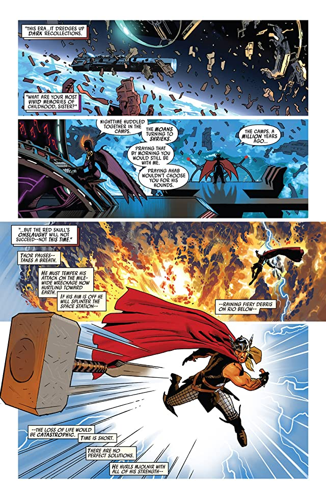 click for super-sized previews of Uncanny Avengers #8