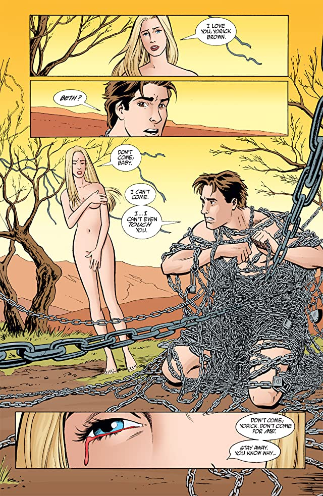 click for super-sized previews of Y: The Last Man #5