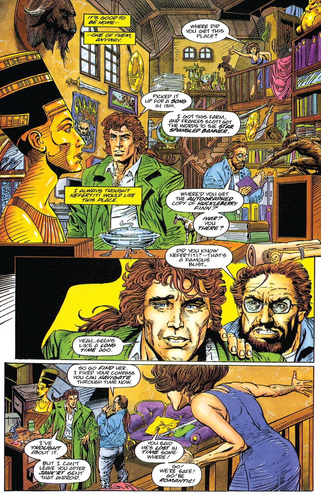 Timewalker (1994) #5